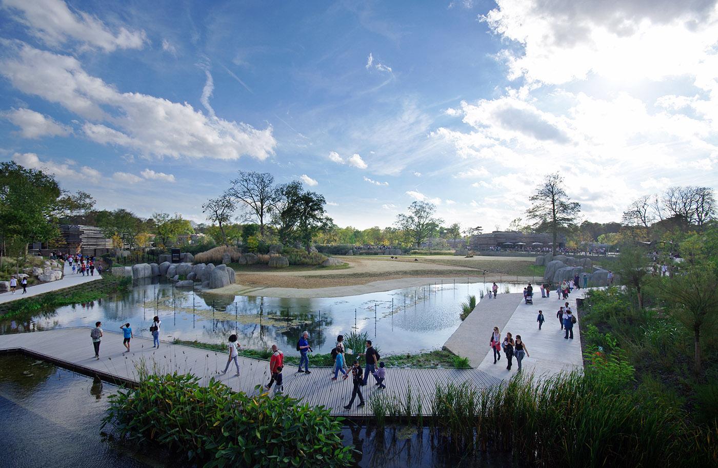 Visite du parc zoologique de paris for Parc a visiter