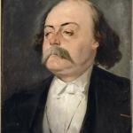 14- Portrait de Gustave Flaubert