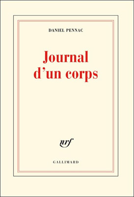 Cadeau original Daniel Pennac - Journal d'un corps