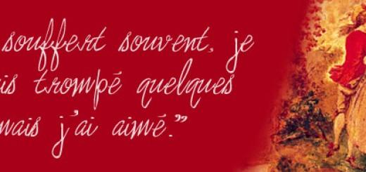 Alfred de Musset - On ne badine pas avec l'amour