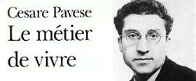 Cesare Pavese - Le métier de vivre