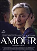 Michael Haneke - Amour affiche