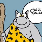 Geluck - Le chat erectus