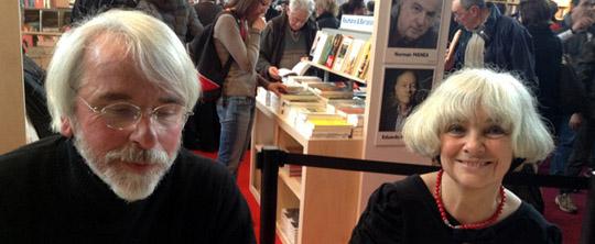 Martine et Philippe Delerm