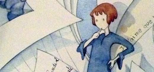 Martine Delerm - Papiers de soi