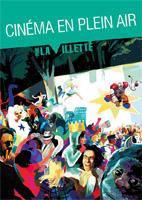 Cinéma plein air villette 2013