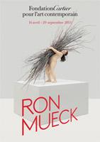 Ron Mueck Fondation Cartier