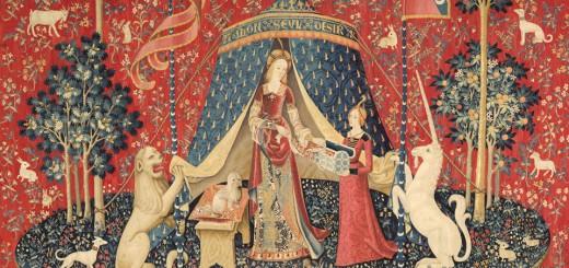 La Dame à la Licorne - Musée Cluny