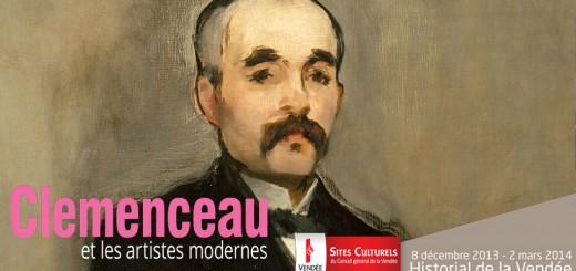 Clémenceau et les artistes modernes