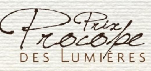 Prix Procope des Lumières