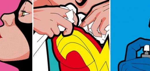 La vie sexuelle des super-héros