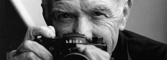 Robert Doisneau/ photographe - Autoportrait