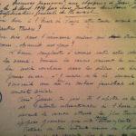 Discours prononcé par Léon Jouhaux aux obsèques de Jaurès, 4 août 1914. Manuscrit, Pierrefitte-sur-Seine, Archives nationales