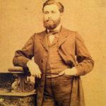 Jaurès jeune professeur, 1884. Castres, Musée Jean Jaurès
