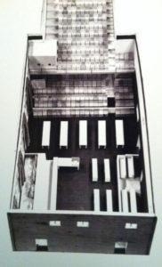 Salle du procès de Nuremberg (Dan Kiley)