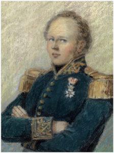 Portrait de Léon de Joannis