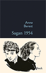 Anne Berest Sagan 1954