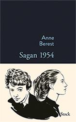 Anne Berest Sagan 1954