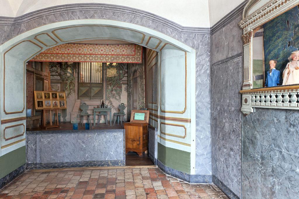 Maison de Georges Sand Nohant - Théâtre de marionnettes