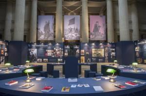 Exposition Jaurès Contemporain © Didier Plowy / Centre des Monuments nationaux