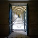 chapelle expiatoire galerie latérale