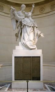 chapelle expiatoire statue louis xvi
