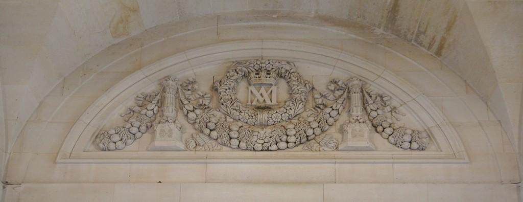 Monogramme Marie Antoinette