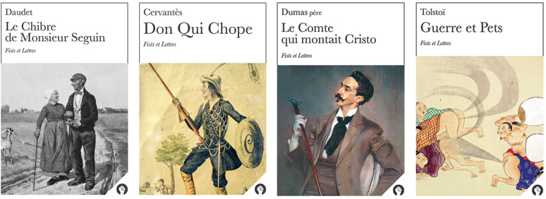 Fists et Lettres bibliotrique