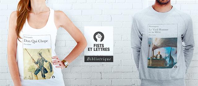 Fists et Lettres