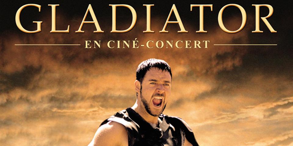 Gladiator ciné-concert