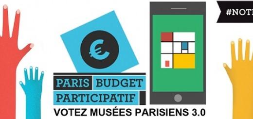 Notre budget paris musées