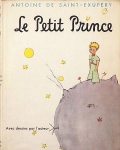 Sotheby's bibliothèque R. et B. L. Saint Exupéry Le Petit Prince