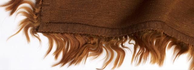 Emmanuelle Pagano - En cheveux - Récits d'objets - musée des confluences