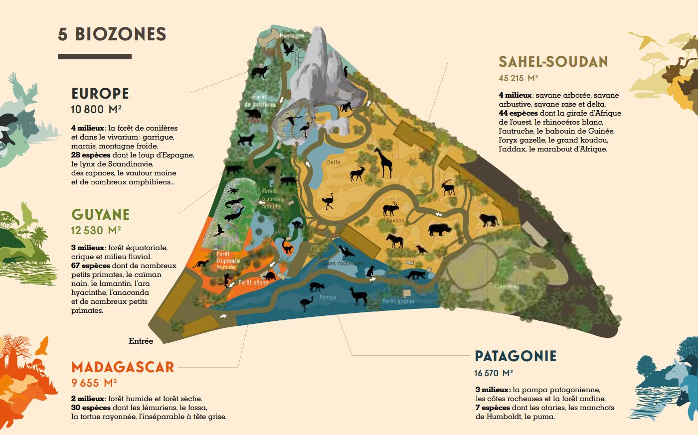Visite du parc zoologique de paris culturez vous for Parc a visiter