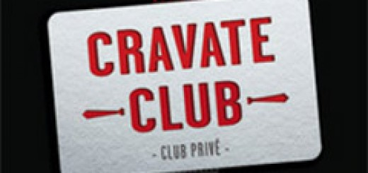 Cravate club comédie des 3 bornes