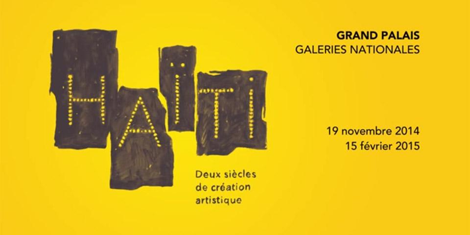 Exposition Haïti Grand Palais