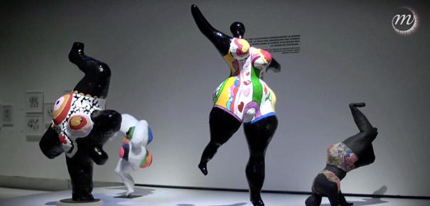 Niki de Saint-Phalle, Trois Grâces