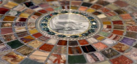 Louvre Tous Mécènes Table de Teschen