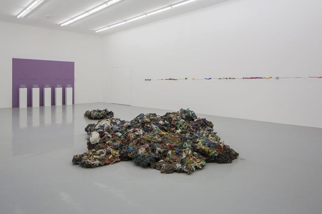 Plastic Reef, Maarten Vanden Eynde, Photo de Eric Chenal