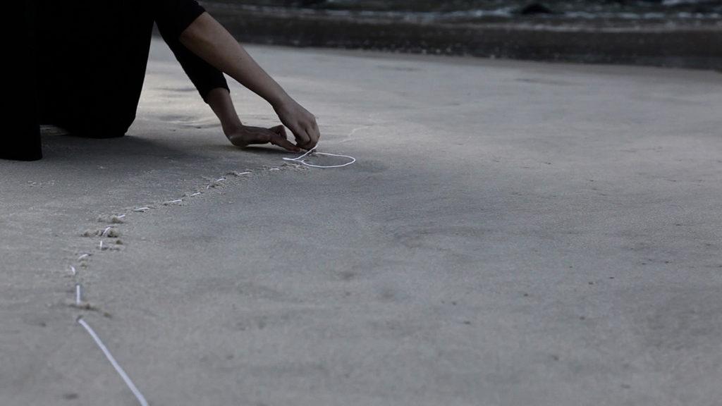 Maria Laet, Notas sobre o limite do mar (2012)