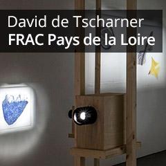 David De Tscharner - Fantasmagorie - FRAC Pays de la Loire