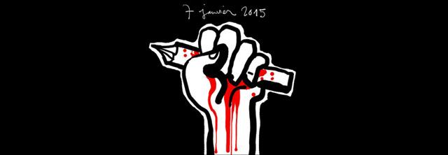Charlie Hebdo ©Loïc Sécheresse