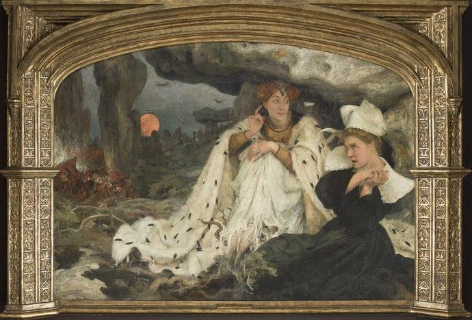 Edgard Maxence, La Légende bretonne, 1906