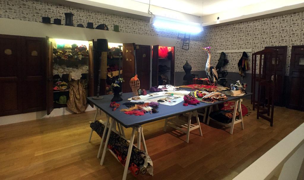 Reconstitution du Central Costumes