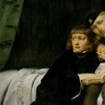 Paul Delaroche - Les enfants d'Edouard