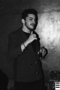 Adrien, co-fondateur du label. Crédits Valentin Loredo
