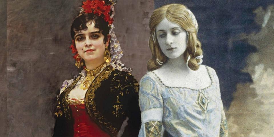 De Carmen à Melisande l'Opéra Comique au Petit Palais
