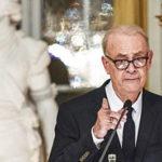 Patrick Modiano - Discours à l'académie suédoise
