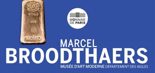 Marcel Broodthaers, musée d'art moderne département des aigles
