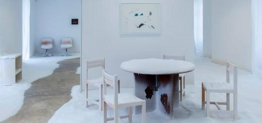 Pierre Ardouvin - Retour dans la neige